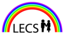 League for Education, Culture and Sports (LECS) Retina Logo